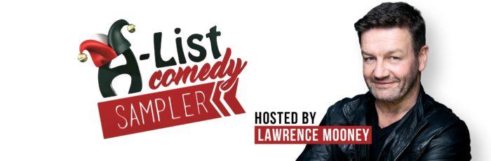A-List Comedy Sampler